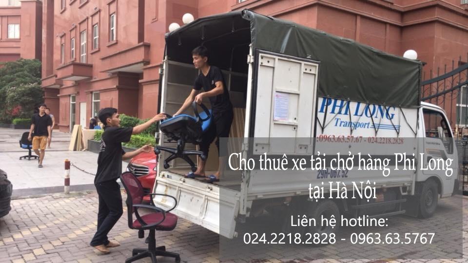 Dịch vụ cho thuê xe tải giá rẻ tại phố Nguyễn Du