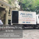 Dịch vụ cho thuê xe tải giá rẻ tại phố Giải Phóng