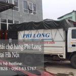 Dịch vụ cho thuê xe tải tại phố Hồng Hà