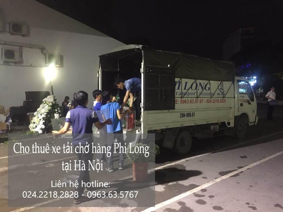 Dịch vụ cho thuê xe tải tại quận 6 TP_HCM