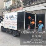 Dịch vụ cho thuê xe tải tại phố Hào Nam