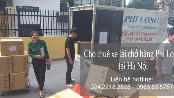 Dịch vụ cho thuê xe tải tại phố Nguyễn Khoái