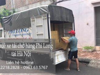 Dịch vụ thuê xe tải giá rẻ tại phố Lê Hồng Phong