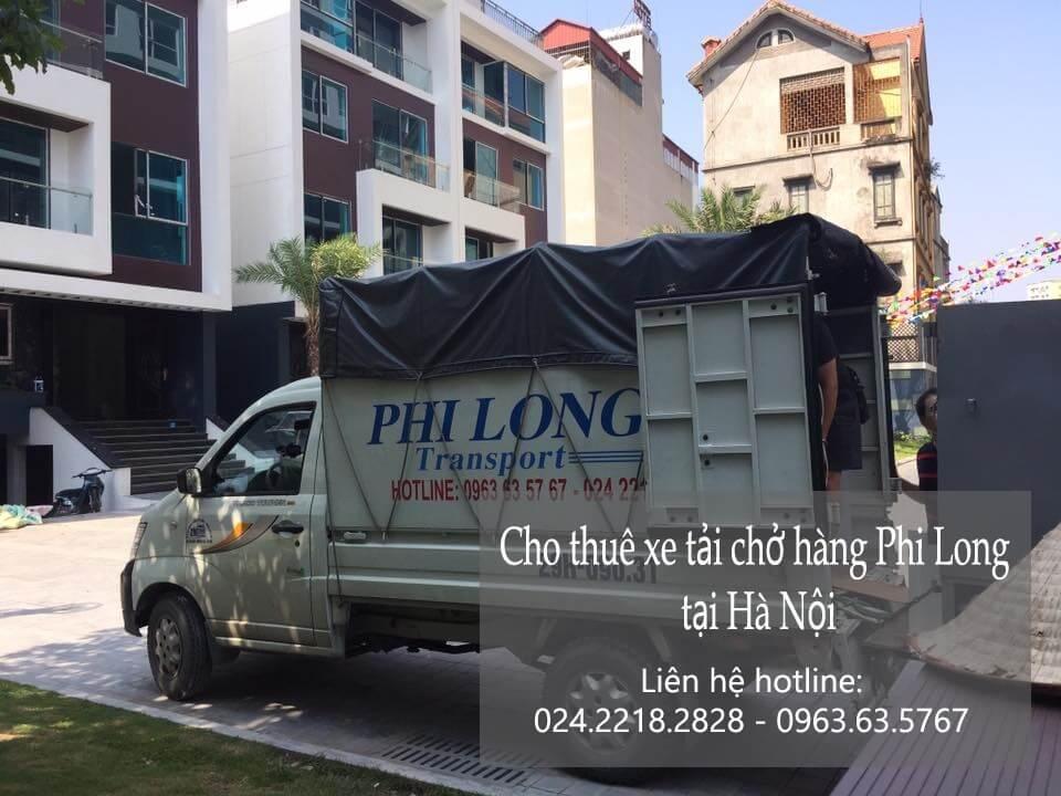 Dịch vụ thuê xe tải tại phố Hoàng Văn Thái