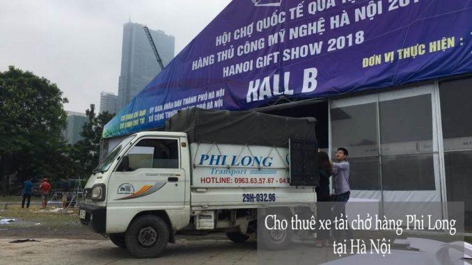 Dịch vụ cho thuê xe tải tại đường Duy Tân