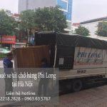 Cho thuê xe tải tại phố Cửa Đông