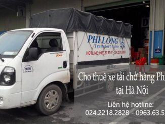 Dịch vụ cho thuê xe tải tại phường Dương Nội