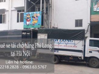 Dịch vụ thuê xe tải tại phố Đoàn Thị Điểm
