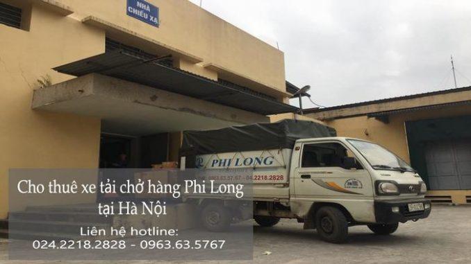 Dịch vụ cho thuê xe tải tại phố Đông Tác