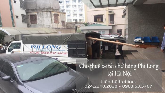 Dịch vụ cho thuê xe tải giá rẻ tại phố Chương Dương Độ