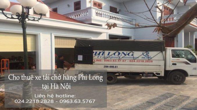 Dịch vụ cho thuê xe tải tại phố Hàng Đậu
