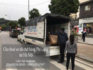 Cho thuê xe tải tại phố Hàng Bạc