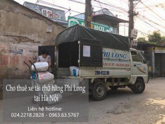 Cho thuê xe tải tại phố Hàng Mã