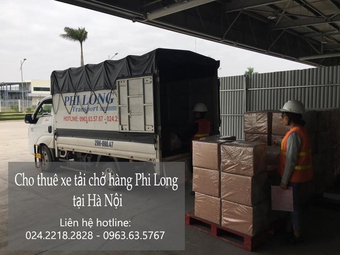 Dịch vụ thuê xe tải tại phố Vũ Trọng Phụng 2019
