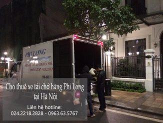 Dịch vụ thuê xe tải giá rẻ tại phố Hội Xá 2019