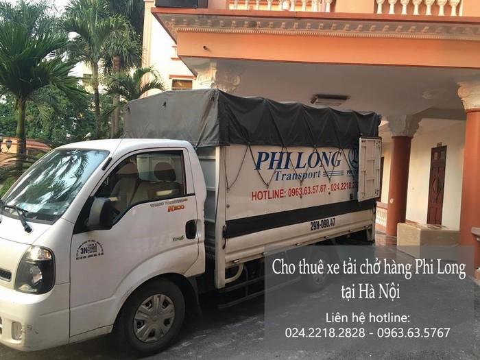 Dịch vụ taxi tải giá rẻ tại phố Nguyễn An Ninh