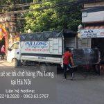 Cho thuê xe tải tại phố Lò Đúc