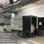 Dịch vụ cho thuê xe tải tại phố Nguyễn Mậu Tài