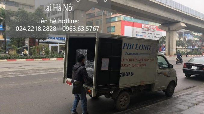 Dịch vụ thuê xe tải tại phố Nguyễn Ngọc Vũ
