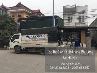 Cho thuê tải tại phố Kim Quan