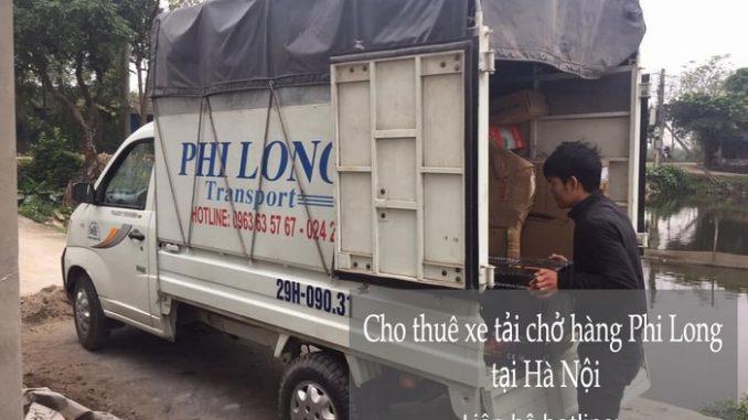 Cho thuê xe tải tại phố Đa Tốn