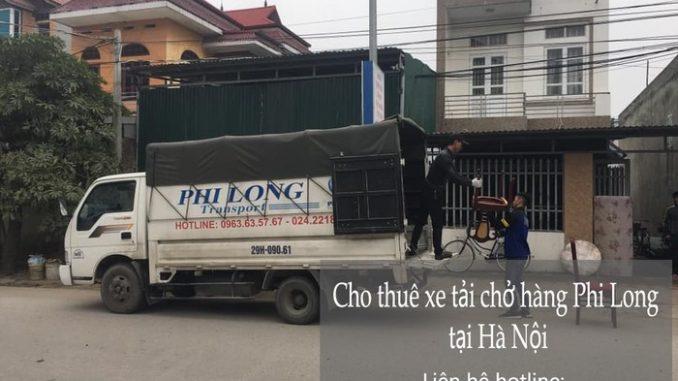Cho thuê xe tải tại phố Xuân Đỗ