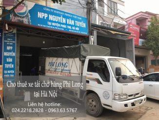 Cho thuê xe tải tại phố Nguyễn Bình