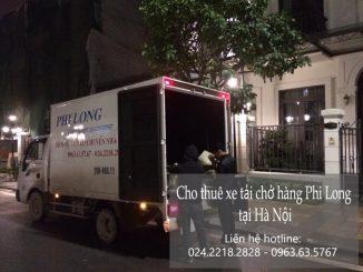 Cho thuê xe tải tại phố Chính Trung