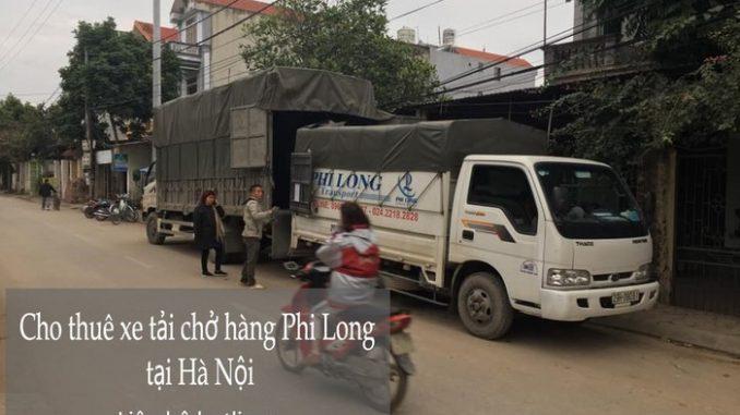 Cho thuê xe tải tại phố Dương Quang