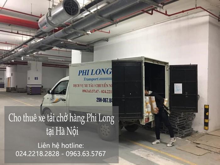 Cho thuê xe tải tại phố Kẻ Tạnh