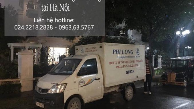 Dịch vụ thuê xe tải giá rẻ tại phố Nguyễn Thị Thập