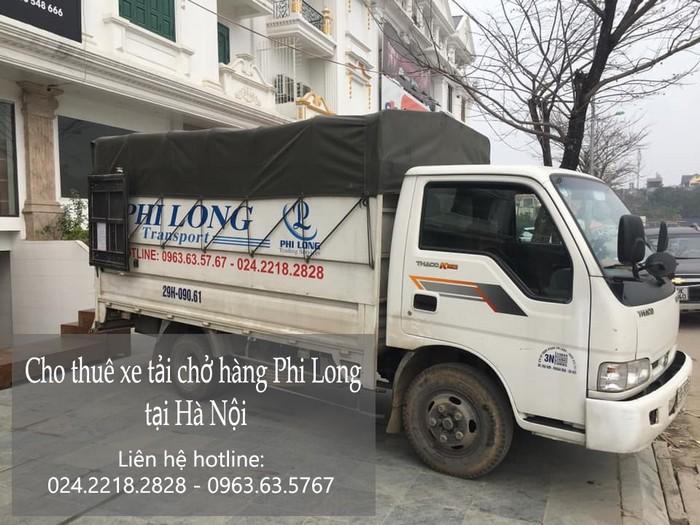 Dịch vụ thuê xe tải giá rẻ tại phố Nhân Hòa