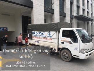 Dịch vụ thuê xe tải tại phố Khuất Duy Tiến