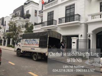Cho thuê xe tải tại phố Hoàng Sâm