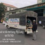 Dịch vụ cho thuê xe tải tại phố Nguyễn Huy Tự