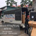 Dịch vụ thuê xe tải tại phố Hàng Bút