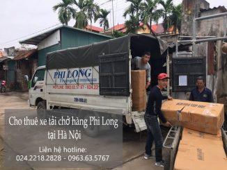 Dịch vụ thuê xe tải tại phố Hàng Khoai