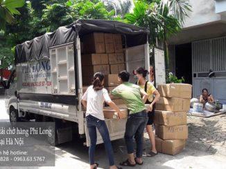 Cho thuê xe tải tại phố Nguyễn Văn Hưởng