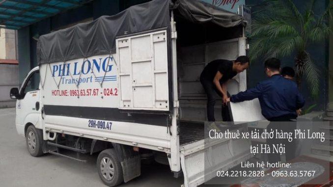 Dịch vụ cho thuê xe tải tại phố Nguyễn Khánh Toàn