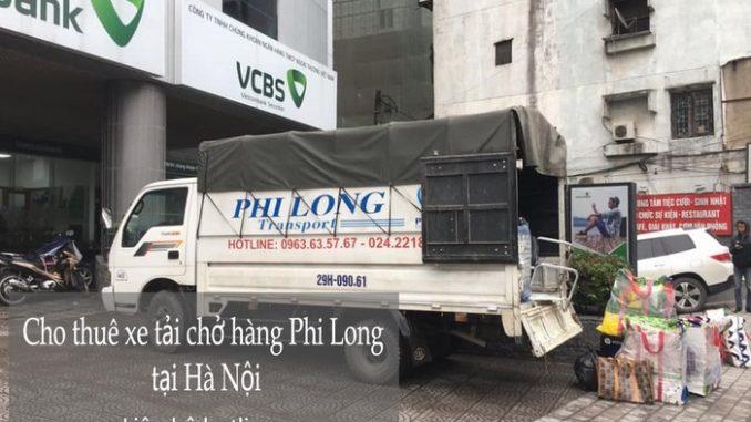 Dịch vụ thuê xe tải tại phố Mai Dịch