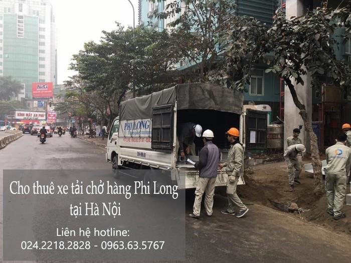 Dịch vụ thuê xe tải tại phố Mạc Thái Tông