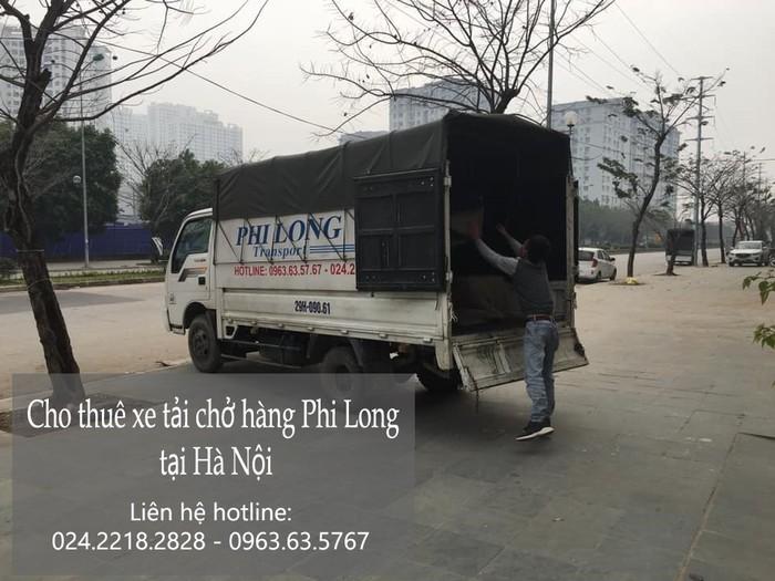 Dịch vụ thuê xe tải tại phố Mạc Thái Tổ