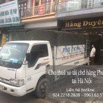 Dịch vụ cho thuê xe tải Phi Long tại phố Nguyên Khiết