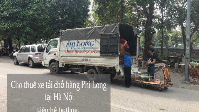 Dịch vụ cho thuê xe tải tại phố Nguyễn Văn Tố