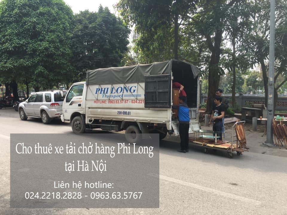 Dịch vụ cho thuê xe tải tại phố Trần Tế Xương
