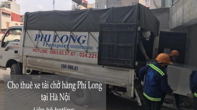 Dịch vụ thuê xe tải tại phố Lê Văn Linh