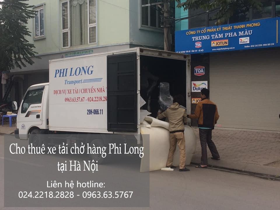 Cho thuê tải tại phố Tôn Thất Đàm