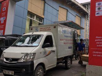 Dịch vụ thuê xe tải tại phố Cầu Am