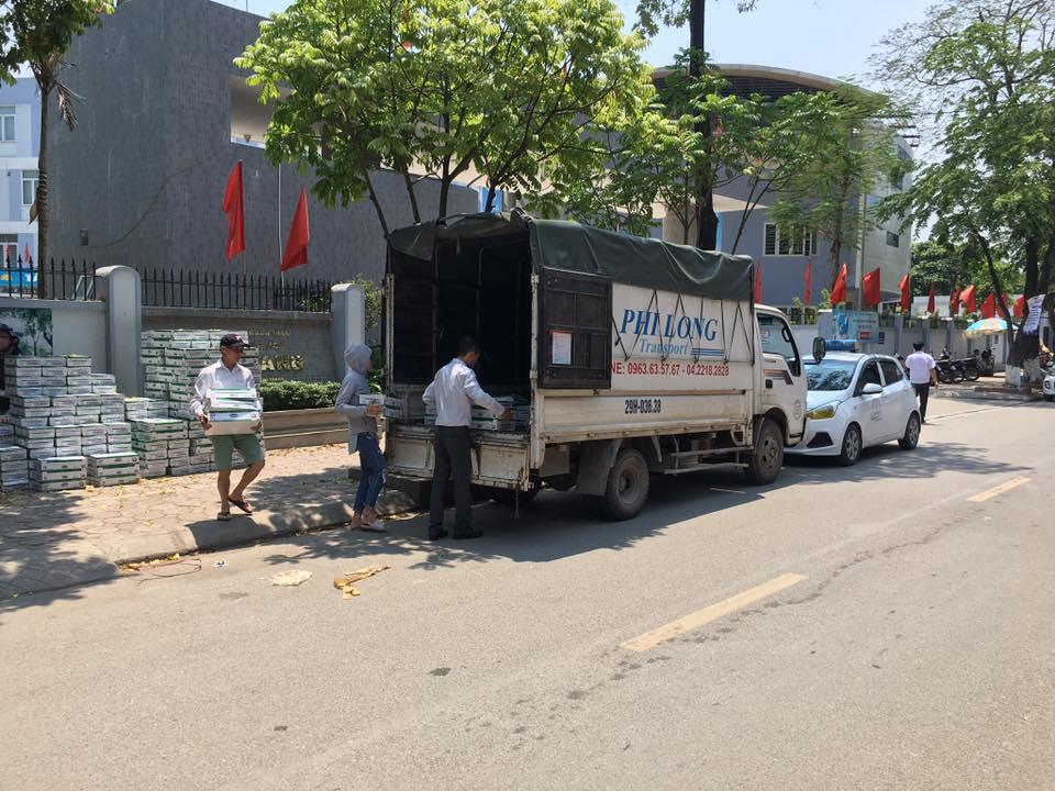 Dịch vụ cho thuê xe tải tại phố Tây Đăm
