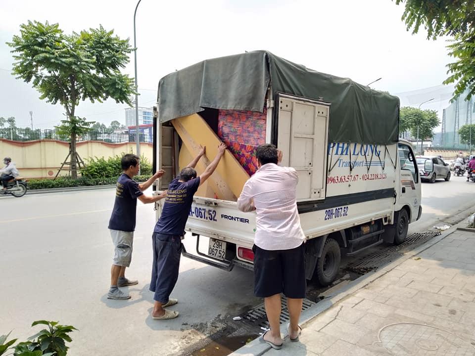 Dịch vụ thuê xe tải tại đường Kim Giang